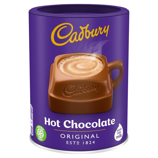 Cadbury Original Drinking Chocolate Ocado