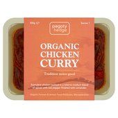 Pegoty Hedge Organic Chicken Curry