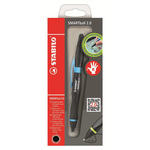 STABILO Right Handed Ballpoint Pen with Stylus Black Ink