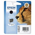 Epson T071140 Black Inkjet Cartridge (Cheetah)