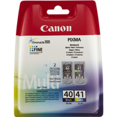 Canon PG40 & CL41 Multi pack (2 Inks)