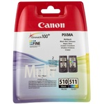 Canon PG-510 & CL-511 Multi Pack