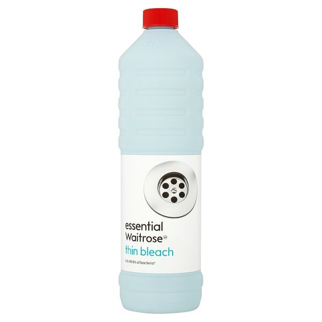 Bleach essential Waitrose
