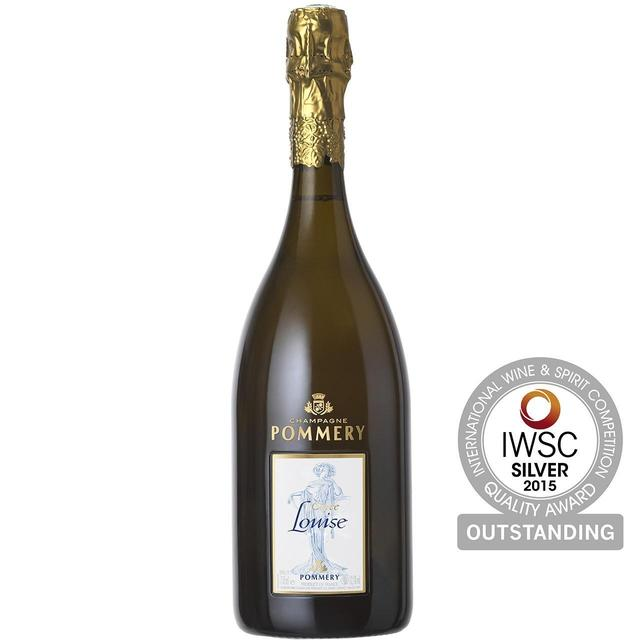 pommery cuvee louise brut 1999 champagne 75cl from ocado. Black Bedroom Furniture Sets. Home Design Ideas