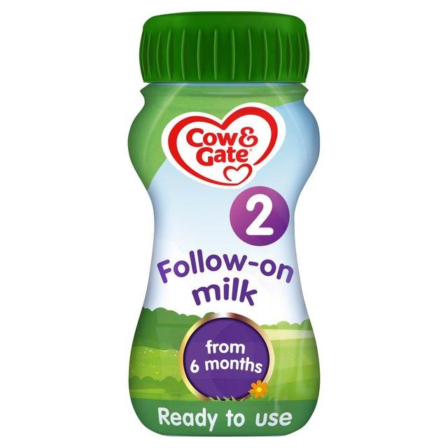 Cow Amp Gate 2 Follow On Baby Milk Formula Ocado