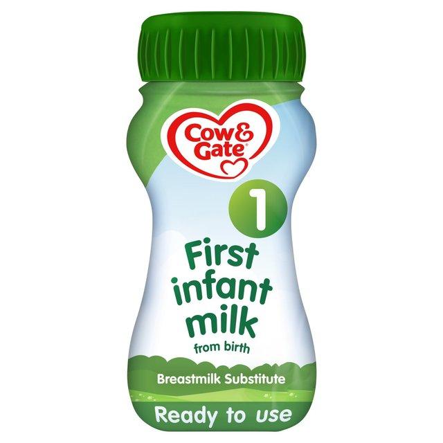 Cow Amp Gate 1 First Baby Milk Formula From Birth Ocado