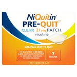 Niquitin Clear 21mg Pre-Quit Patch