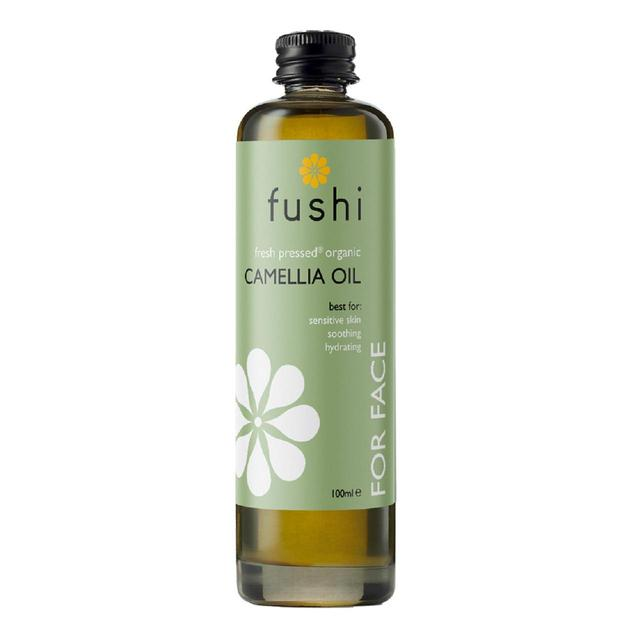 Fushi Nourishing Japanese Camellia Hair Oil 100ml from Ocado