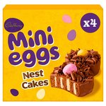 Cadbury Chocolate Mini Egg Nest Cakes