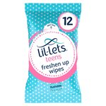 Lil-Lets Teens Wipes