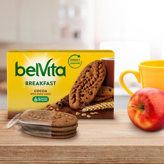 Belvita Cocoa Breakfast Biscuit | Ocado
