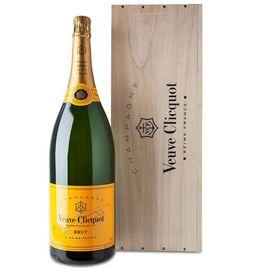 Veuve Clicquot Yellow Label NV Jeroboam Champagne   Ocado
