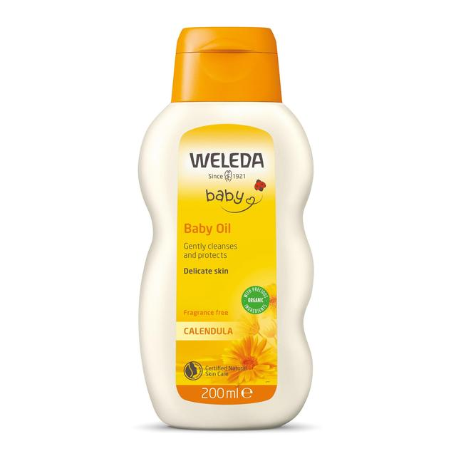 Weleda Baby Fragrance Free Oil