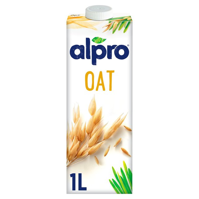 Alpro Longlife Oat Milk Alternative 1l From Ocado