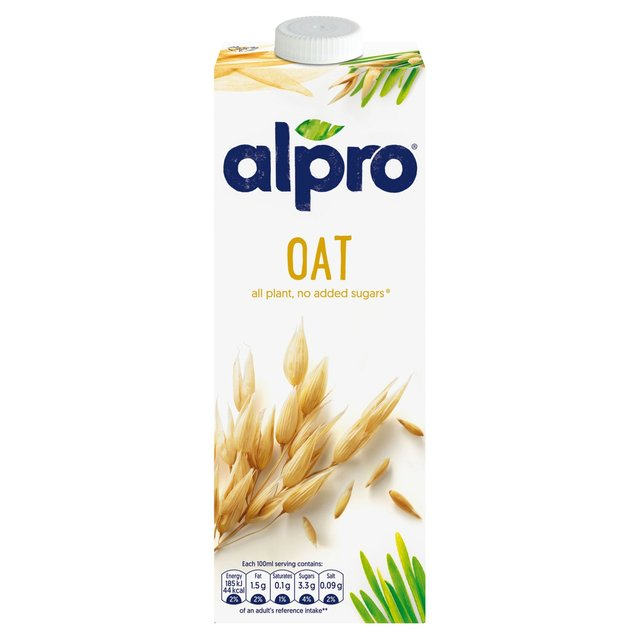how to prepare oats with milk