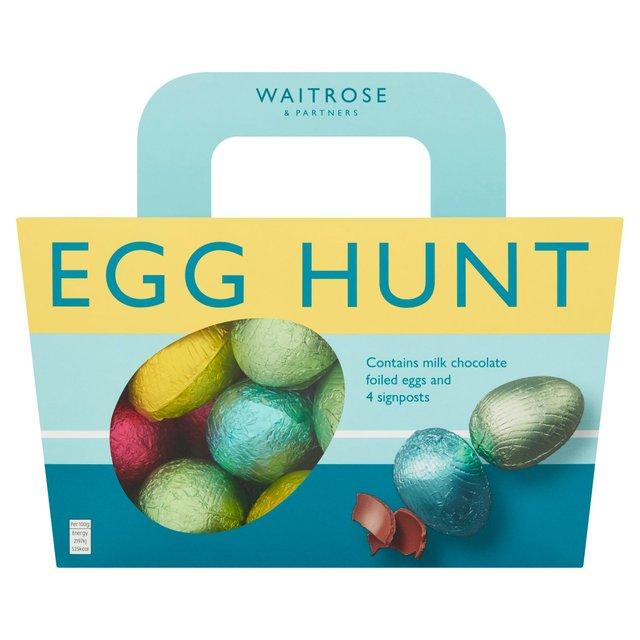 Waitrose easter egg hunt box 320g from ocado waitrose easter egg hunt box negle Gallery