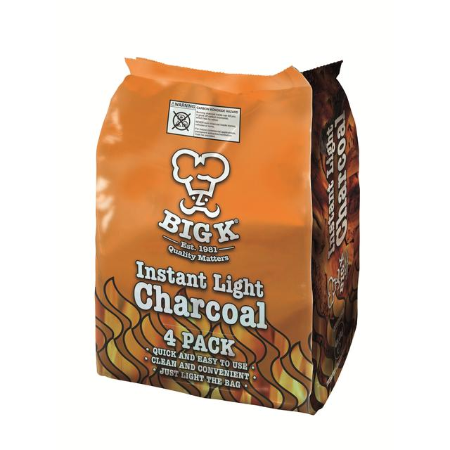 K Instant Lighting Barbecue Charcoal Bags