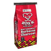 Big K Real Lumpwood Barbecue Charcoal