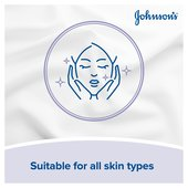 Johnson's Make Up Be Gone Pampering Wipes
