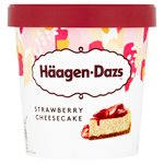 Häagen-Dazs Strawberry Cheesecake Ice Cream