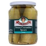 Mrs Elswood Sweet Cucumber Spears