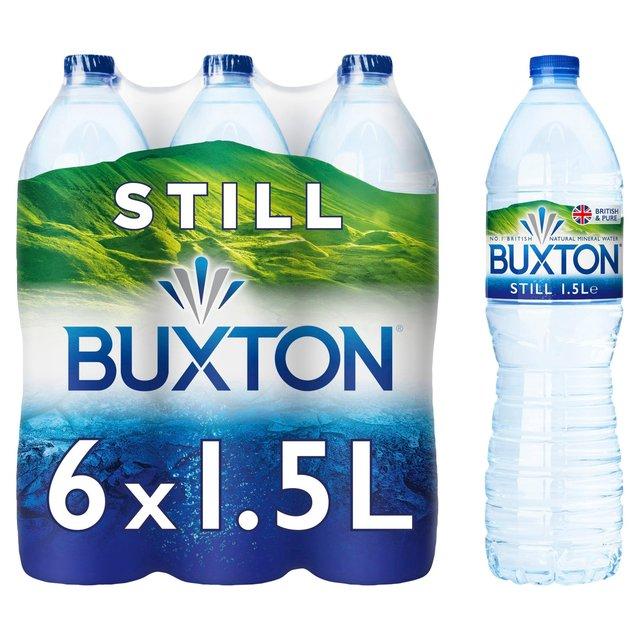 Buxton Still Mineral Water