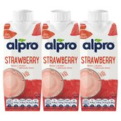 Alpro Longlife Strawberry Shake