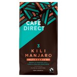 Cafedirect Fairtrade Kilimanjaro Tanzania Ground Coffee