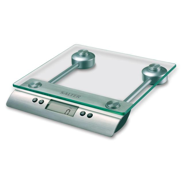 Salter Aquatronic Kitchen Scale With Glass Platform From Ocadorhocado: Salter Kitchen Scale At Home Improvement Advice