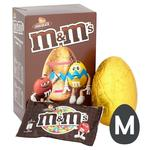 M&M's Chocolate Hollow Medium Egg