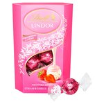 Lindt Lindor Strawberries & Cream