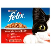 Felix Meat Selection in Jelly