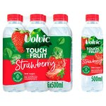 Volvic Touch of Fruit Strawberry