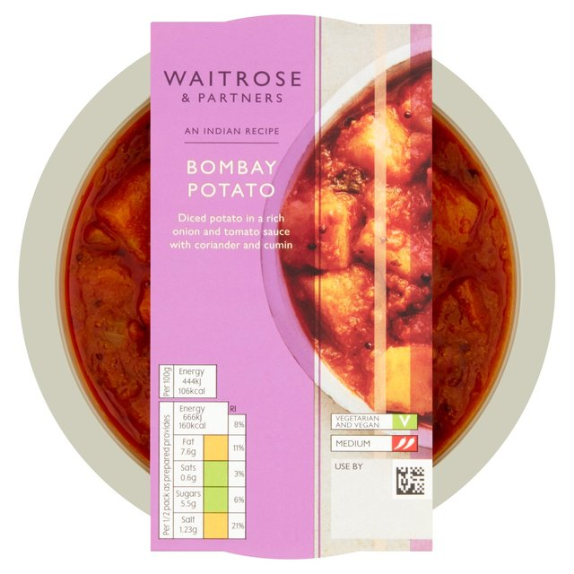 Waitrose Bombay Potatoes