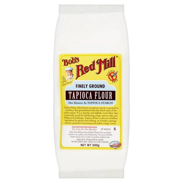 Bob's Red Mill Gluten Free Tapioca Flour 500g from Ocado