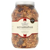 Scrumshus Granola Honey & Maple Syrup