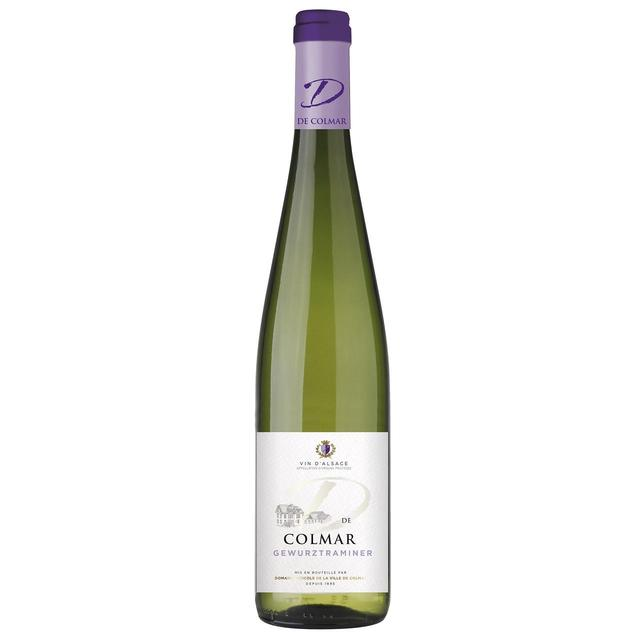 D de colmar alsace gewurztraminer 75cl from ocado for Container alsace