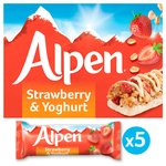 Alpen Strawberry Yoghurt Bars