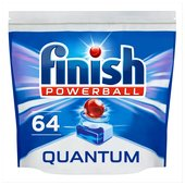 Finish Quantum Dishwasher Tablets Regular