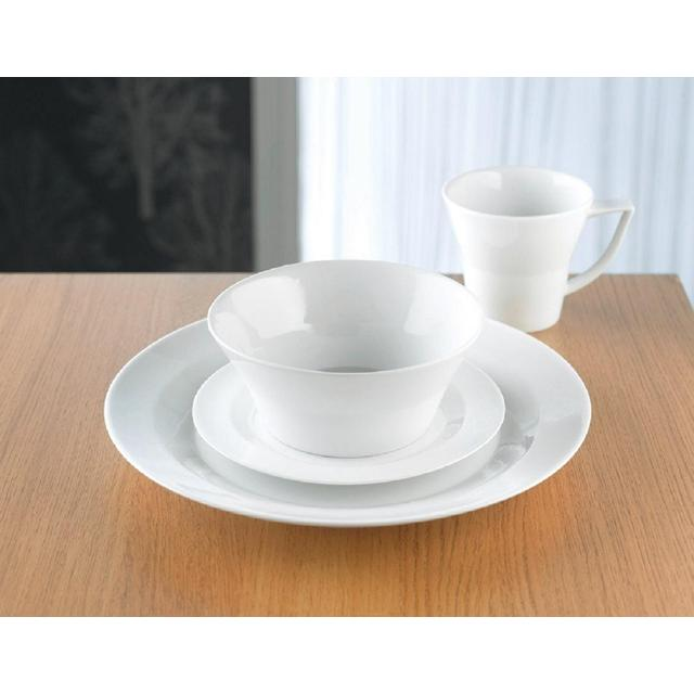... Denby James Martin Porcelain 16 Piece Dinner Set White  sc 1 st  Ocado & Denby James Martin Porcelain 16 Piece Dinner Set White from Ocado