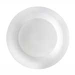 Denby James Martin Porcelain Everyday Dinner Plate 28cm, White