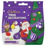 Cadbury 9 Chocolate Parcels Tree Decorations