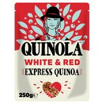 Quinola White & Red Organic Ready to Eat Quinoa