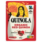 Quinola Mothergrain Organic & Fairtrade Red Quinoa
