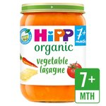 HiPP Organic Vegetable Lasagne