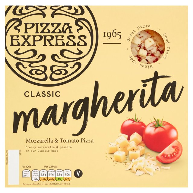 Pizza Express Margherita Ocado