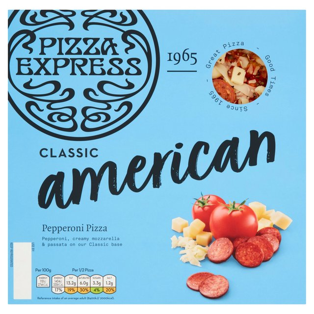 Pizza Express American