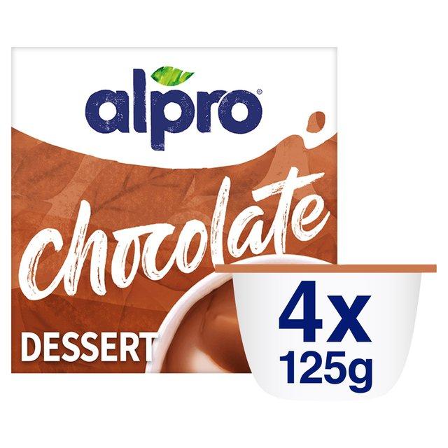 Alpro Soya Chocolate Pudding