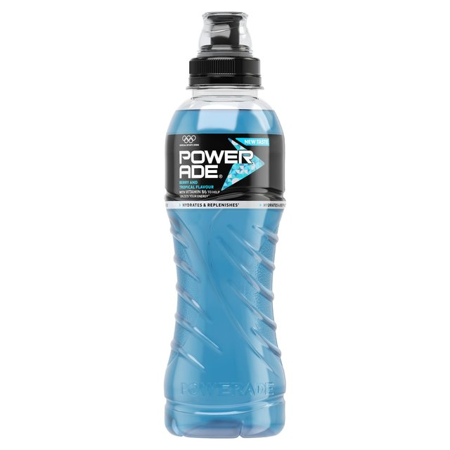 Powerade ION4 Berry & Tropical Flavour