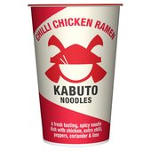 Kabuto Chilli Chicken Ramen